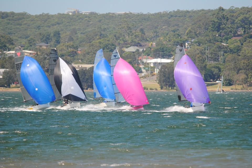 Notice to Competitors – Round 4 Cherub NSW State Championship