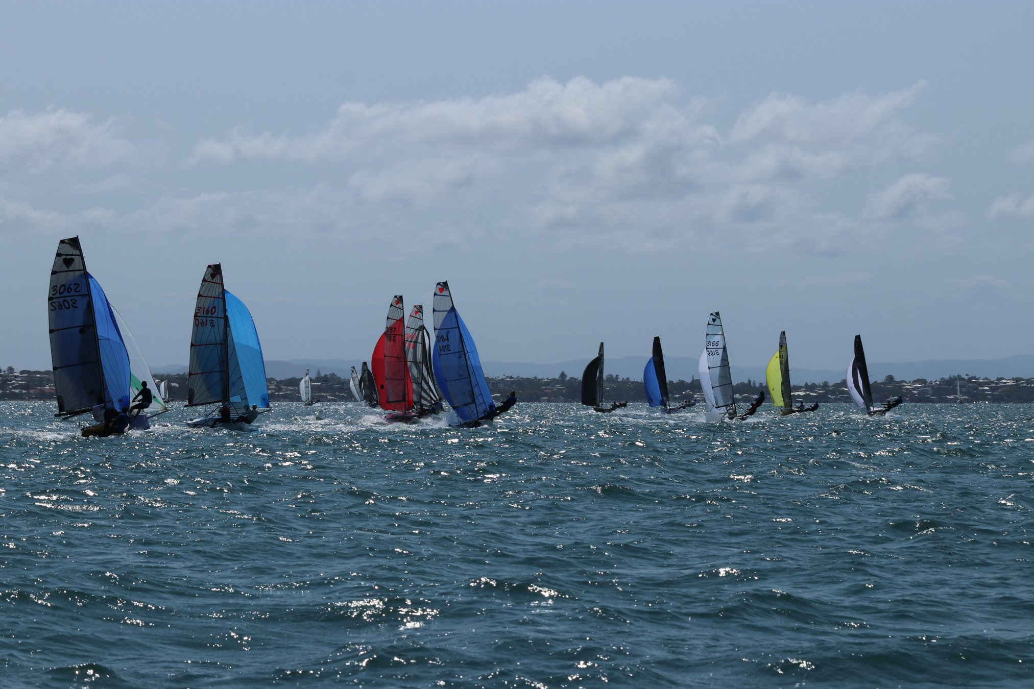 58th 2020/21 Cherub Nationals @ Port Stephen's Sailing and Aquatic Club