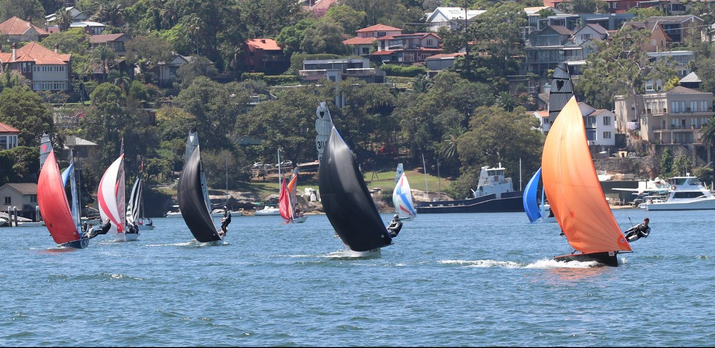 NSW States Titles 3rd Round: 8th and 9th February