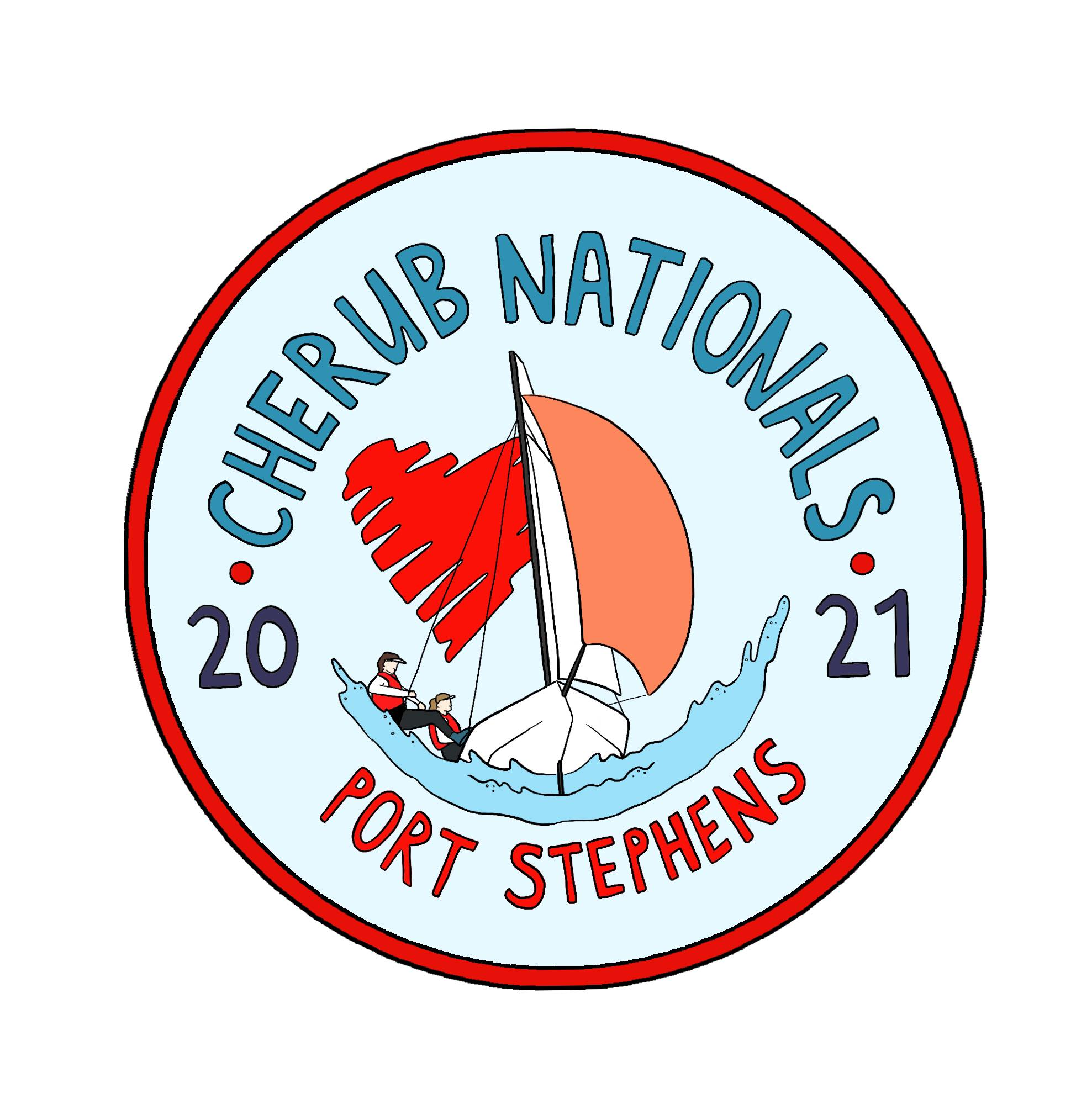 58th Cherub Nationals NOR Announcement